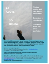 As above so below flyer